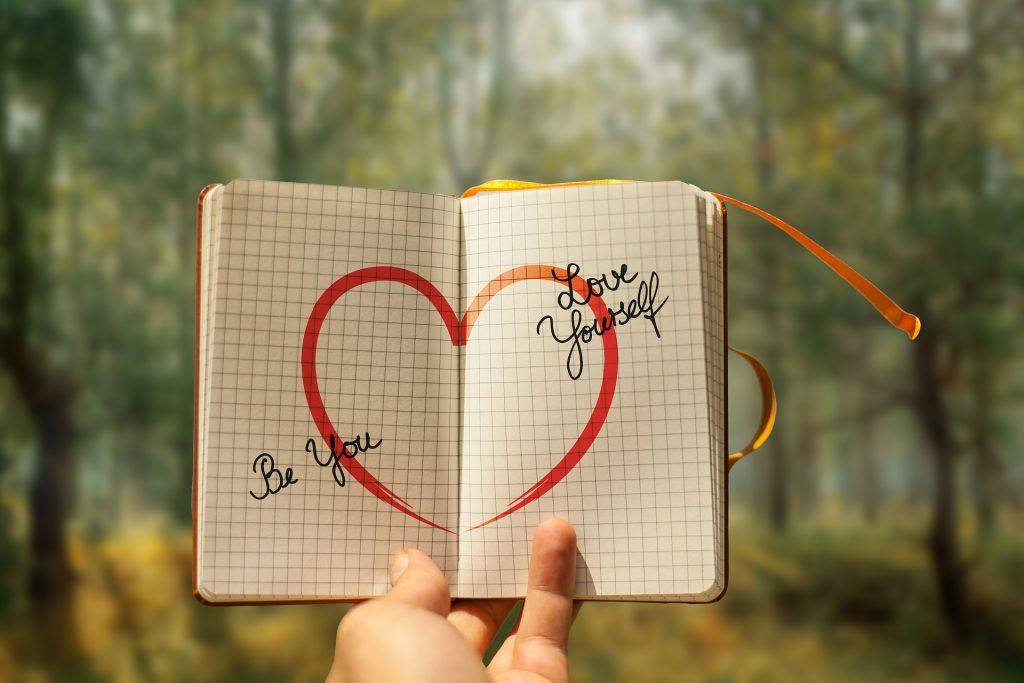 kendini sevmeyi öğrenmek